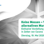 Keine Messen - Was sind die alternativen Marketingstrategien?