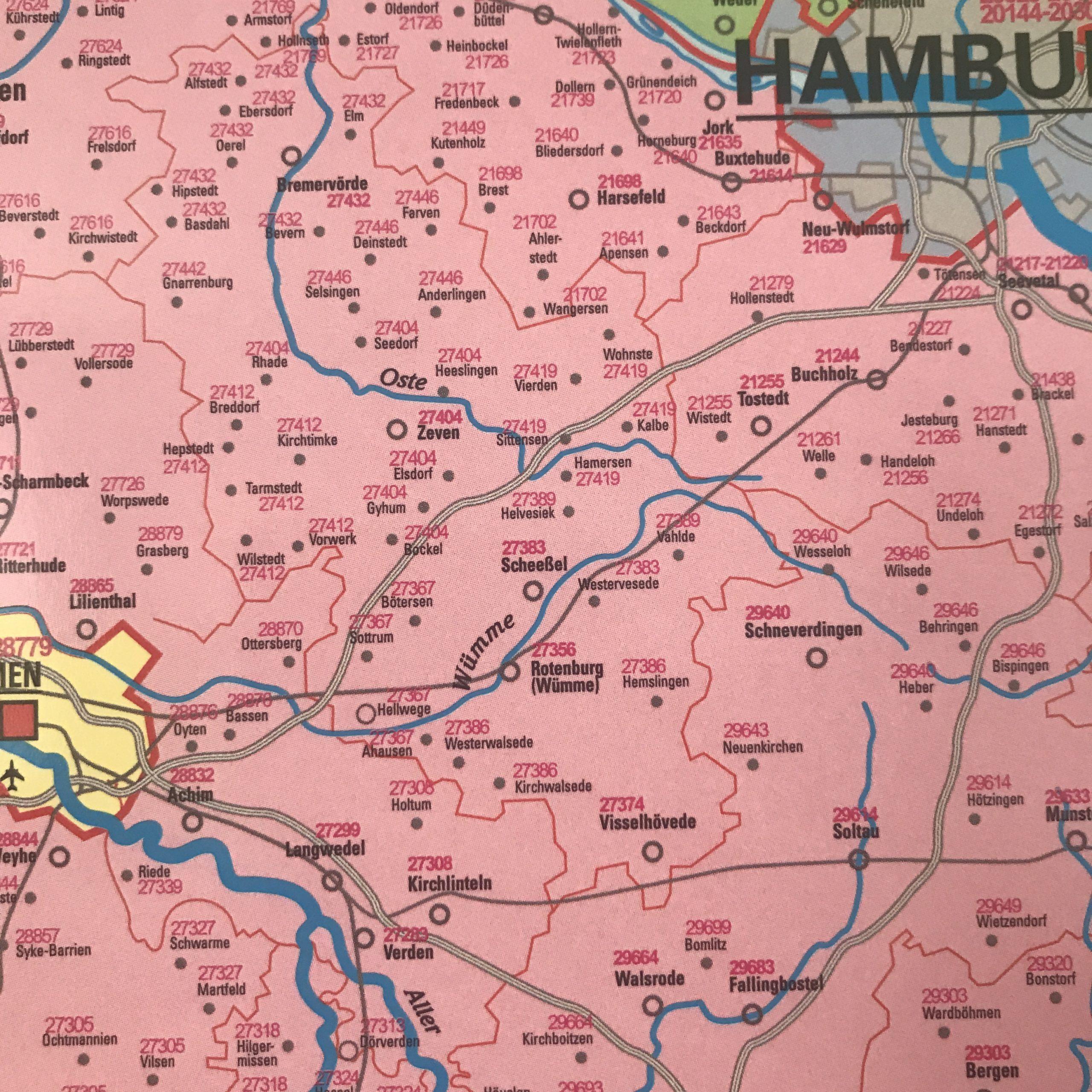 Regionale Adressen