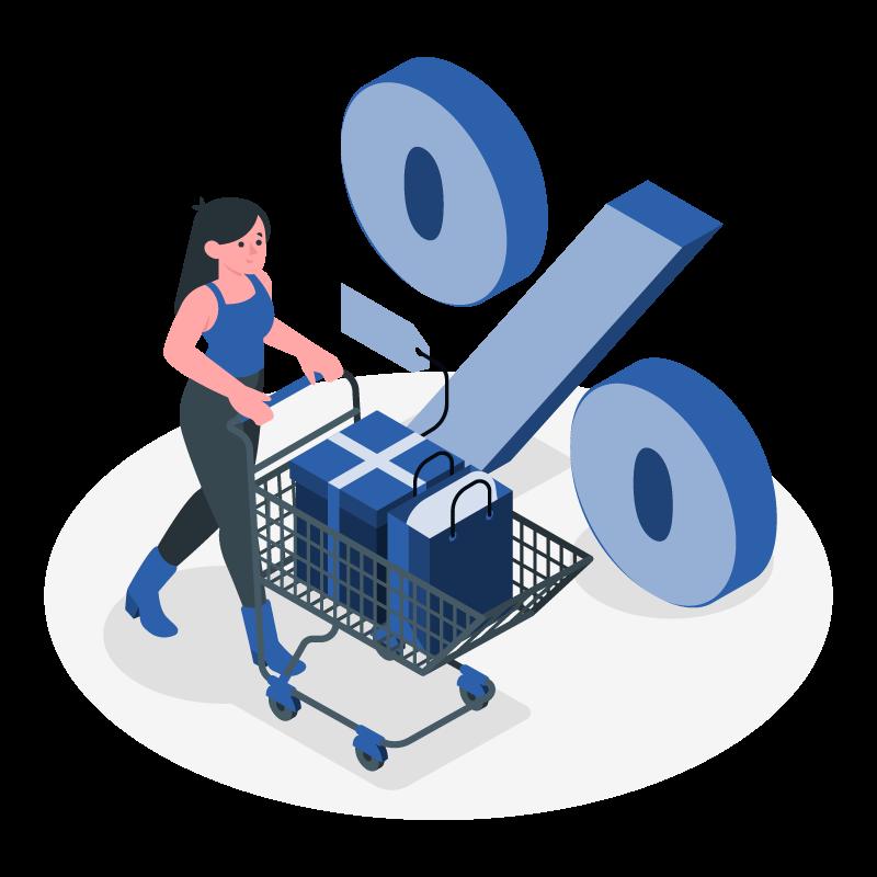Business Target Group: Angebot des Monats