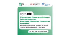Digital Talk - Wirtschaft ohne Präsenzveranstaltungen